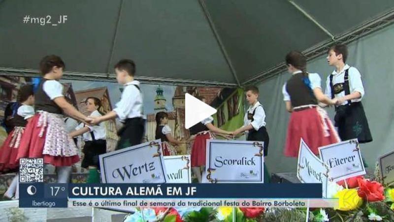 Festa Alemã anima fim de semana em Juiz de Fora