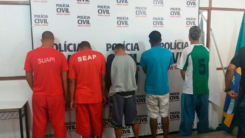 Quatro jovens são julgados por duplo homicídio de mulheres em Juiz de Fora