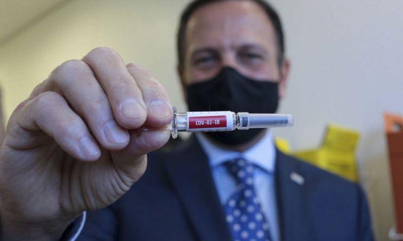 Mais quatro centros vão iniciar testes com vacina chinesa no Brasil