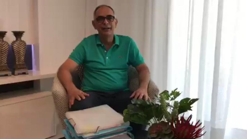 Prefeito Antônio Almas diz que teve angina e agradece pelas preces