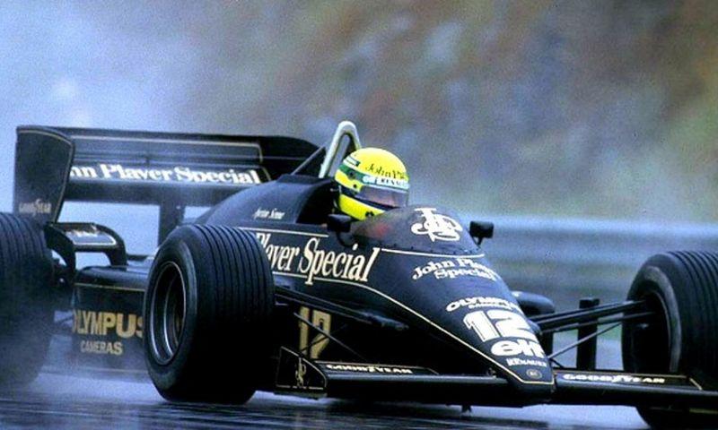 Primeira vitória de Ayrton Senna já mostrou um absurdo talento na chuva