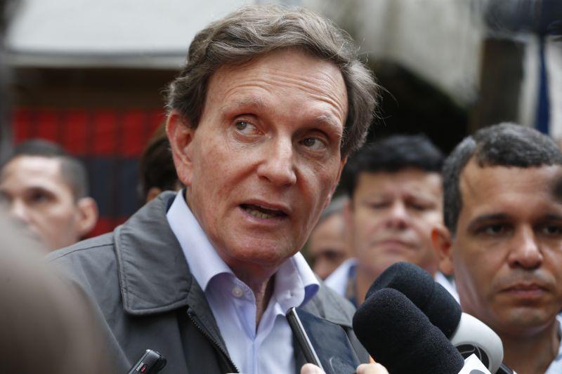Câmara do Rio começa a discutir hoje impeachment de Crivella