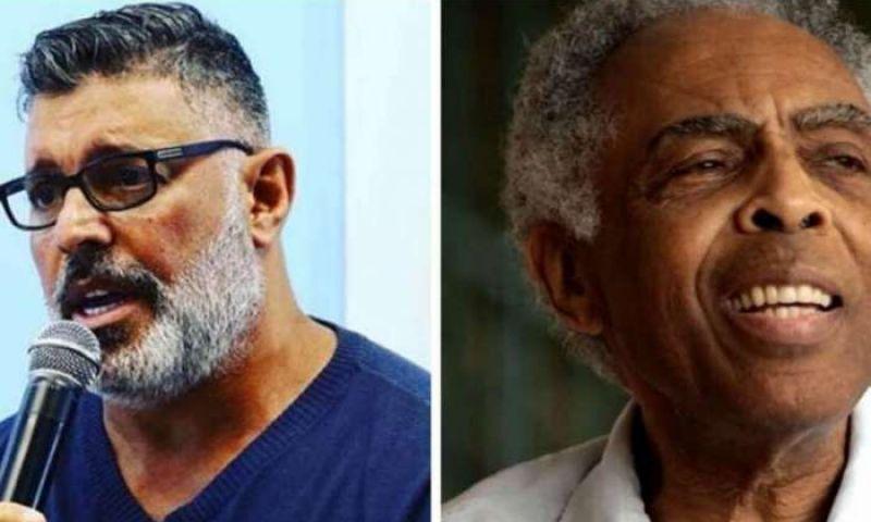 Gilberto Gil ganha ação contra Alexandre Frota