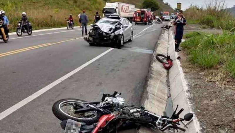 Violência no trânsito: 53% dos acidentes em Minas envolvem motoristas entre 18 e 34 anos