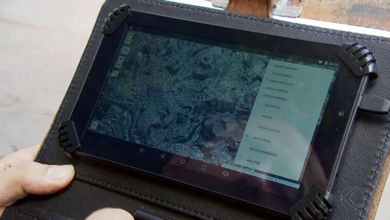Aplicativo auxilia no mapeamento de áreas de risco em Juiz de Fora