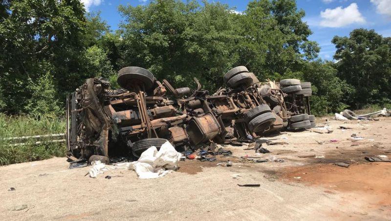 BR-116 e BR-101 registram maior número de acidentes com mortes em 2018