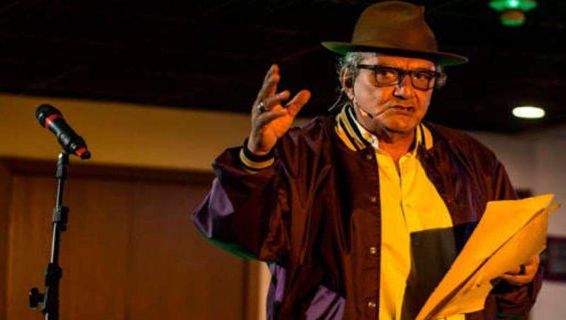 Morre aos 73 anos o poeta Jorge Salomão