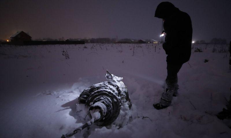 Gelo nos medidores de velocidade pode ter causado queda de avião russo, dizem investigadores