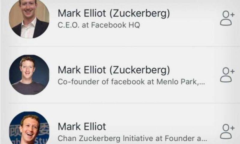 Perfis falsos de Mark Zuckerberg espalham golpes pelo Facebook