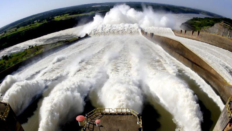 Itaipu tem maior produtividade da história no mês de julho