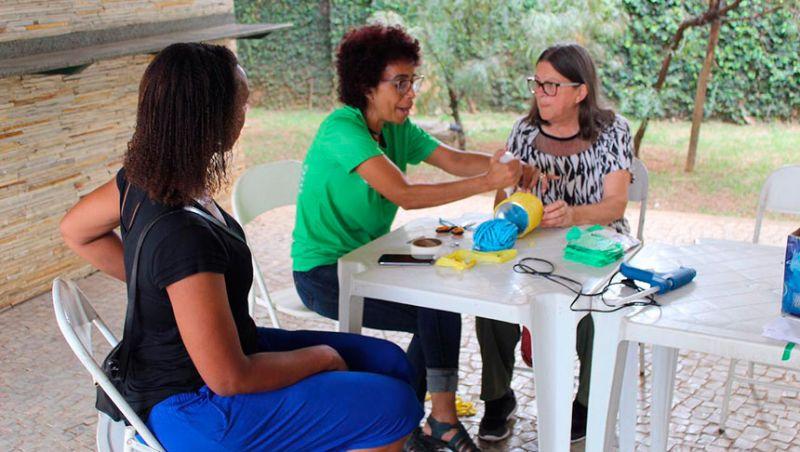 """Projeto """"Cidadão Consciente"""" promove oficina neste sábado no parque do Museu"""