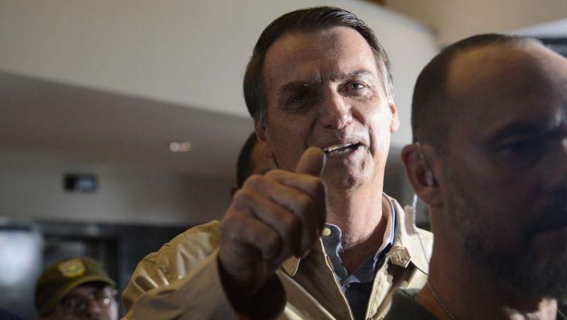 Por temer por sua segurança, Bolsonaro justifica ausência em debate