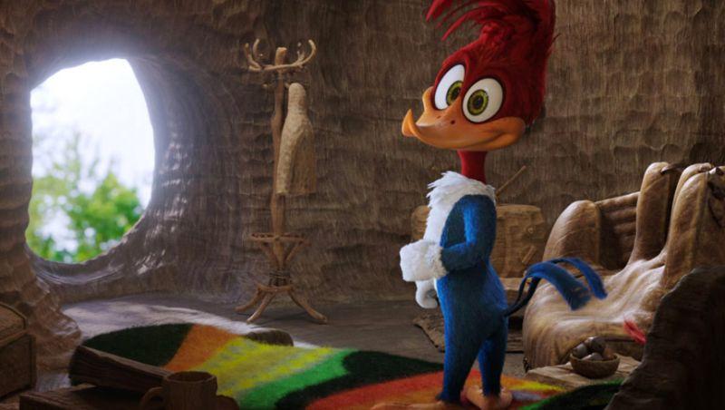 """Animação """"Pica-Pau"""" é atração do Cine CEU de domingo em JF"""
