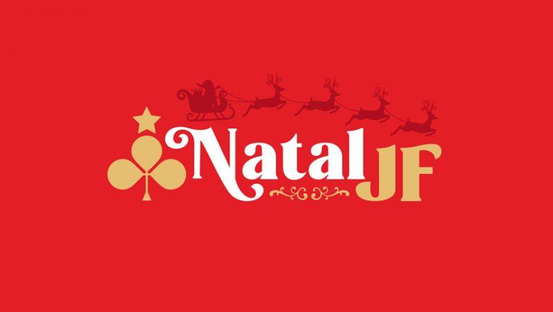 """""""Natal JF"""" - Papai Noel chega de paraquedas e desfila pelas ruas da cidade"""
