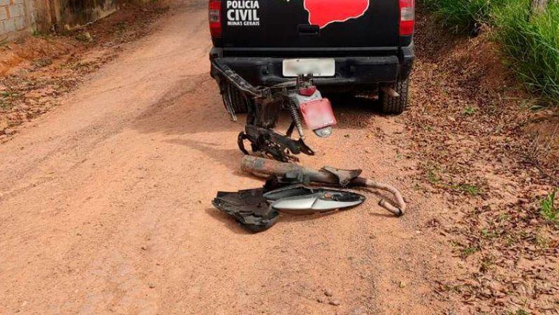 Polícia Civil descobre desmanche de veículos na região Nordeste de JF