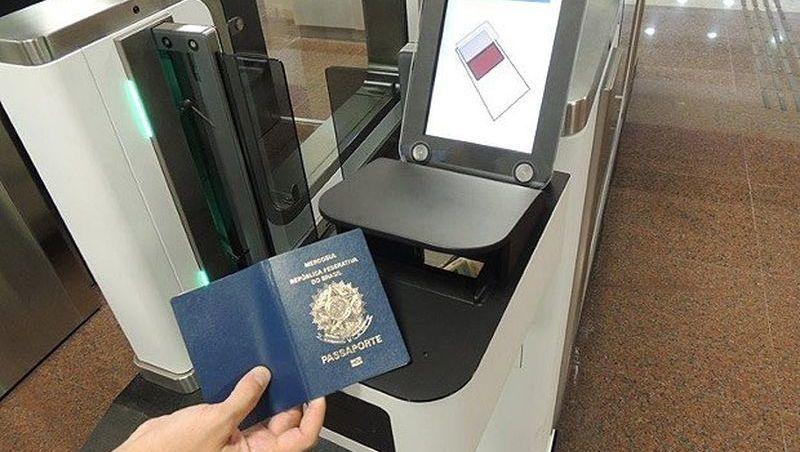 Emissão de vistos para norte-americanos aumenta 87% com sistema eletrônicos