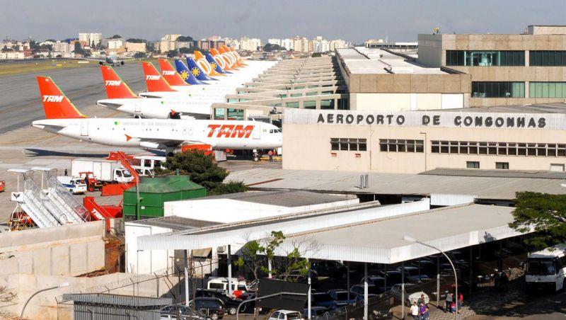 Principais aeroportos receberão 6,8 milhões de passageiros no carnaval