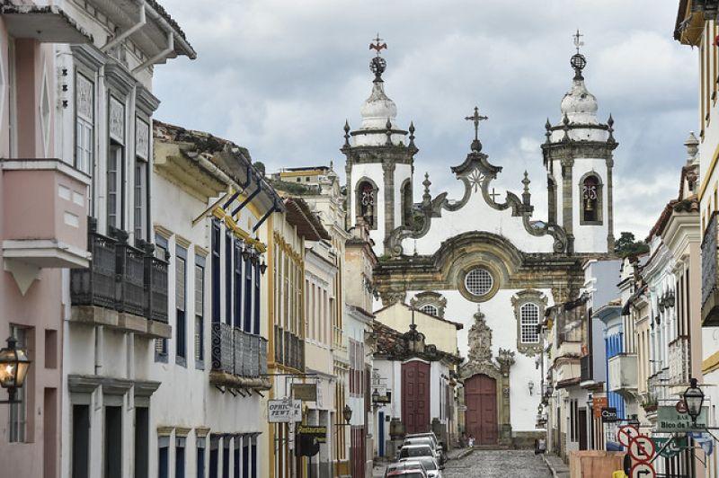 Turismo bate recorde em São João del-Rei nas férias de julho