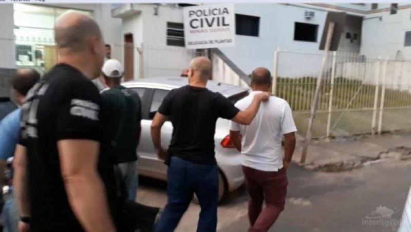 Vereador de Fervedouro é preso após ser condenado por roubo de carga