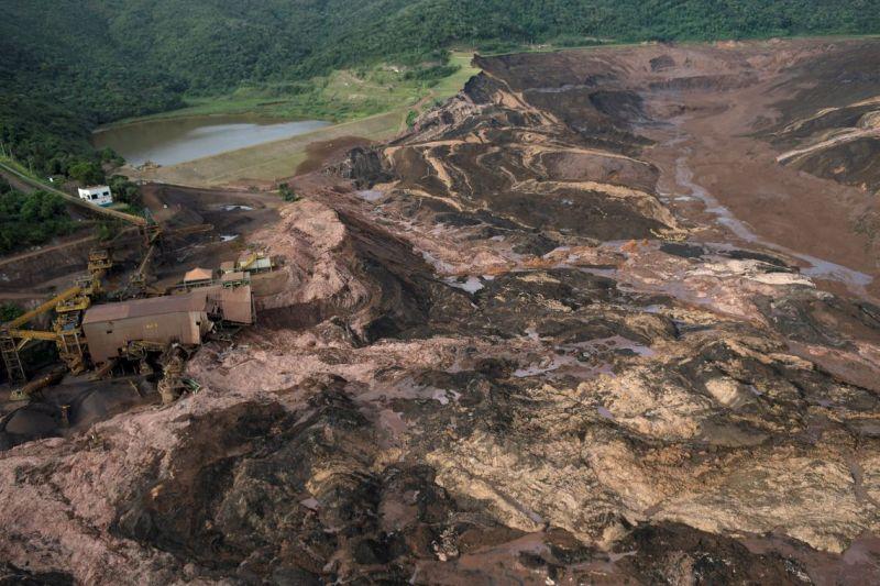 CVM abre inquérito sobre rompimento da barragem em Brumadinho