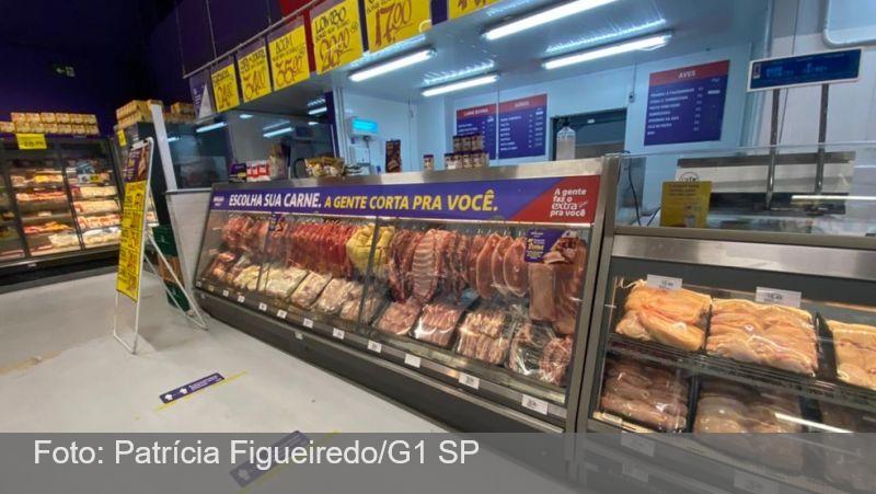Bandeja sem carne: unidades do Extra suspendem prática após denúncias