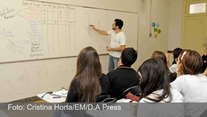 Escolas públicas e particulares devem ter sinal verde para a volta em Minas
