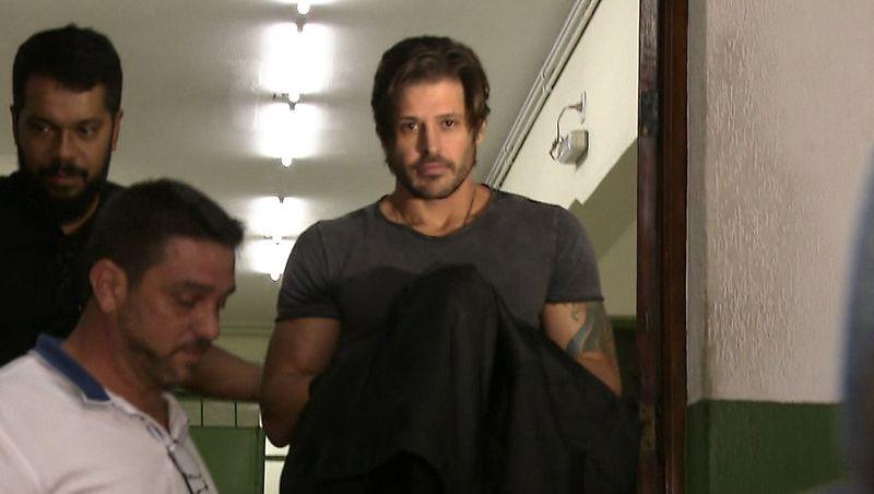 Dado Dolabella é preso por pensão: 'Queria poder dar mais'