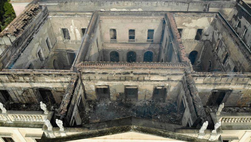 Expectativa de reabertura do Museu Nacional emociona pesquisadores