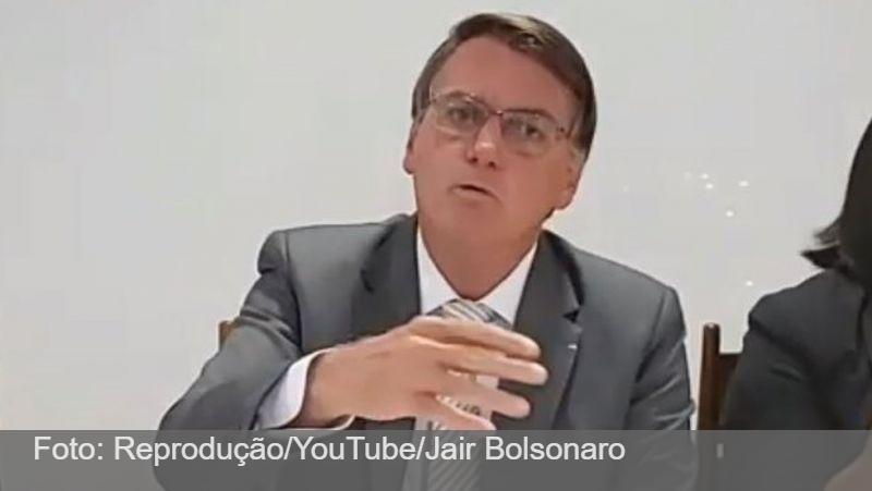 """Bolsonaro: """"Não tem por que ter esse trauma todo com a Covid"""""""