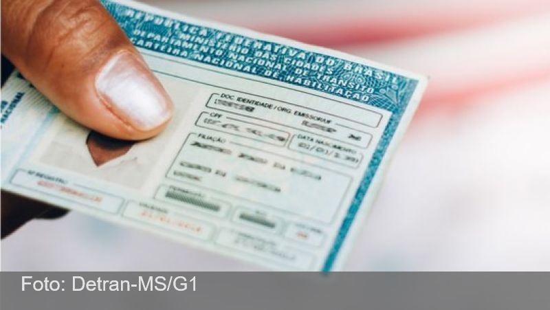 CNH pode ter validade de 12 anos por causa das novas regras e dos efeitos da pandemia