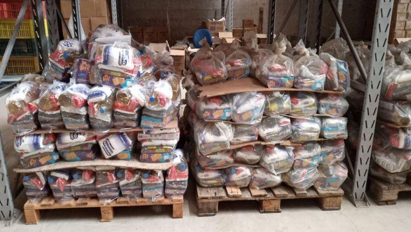 Mais de 24 mil beneficiários da rede municipal de ensino de Juiz de Fora receberão o Kit Alimentação