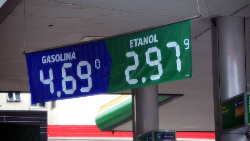 Sobe preço dos combustíveis em Juiz de Fora