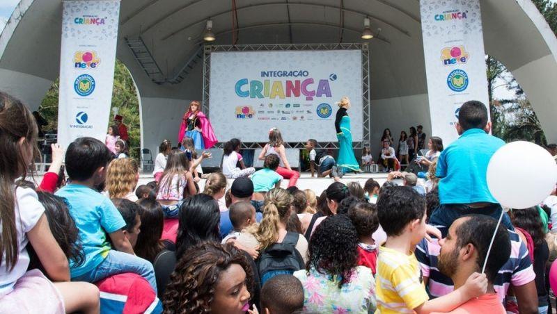Dia das Crianças tem programação especial nas cidades da Zona da Mata e Campo das Vertentes