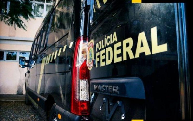 PF prende suspeitos de tráfico internacional de drogas