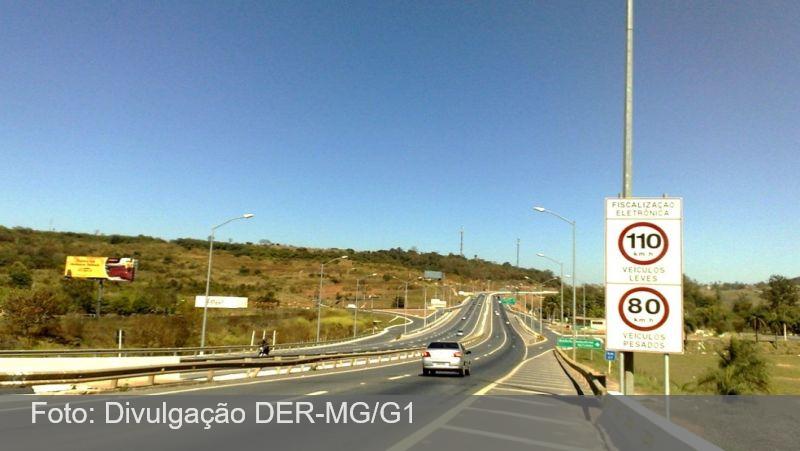Estradas da Zona da Mata e Vertentes terão mais de 30 novos radares