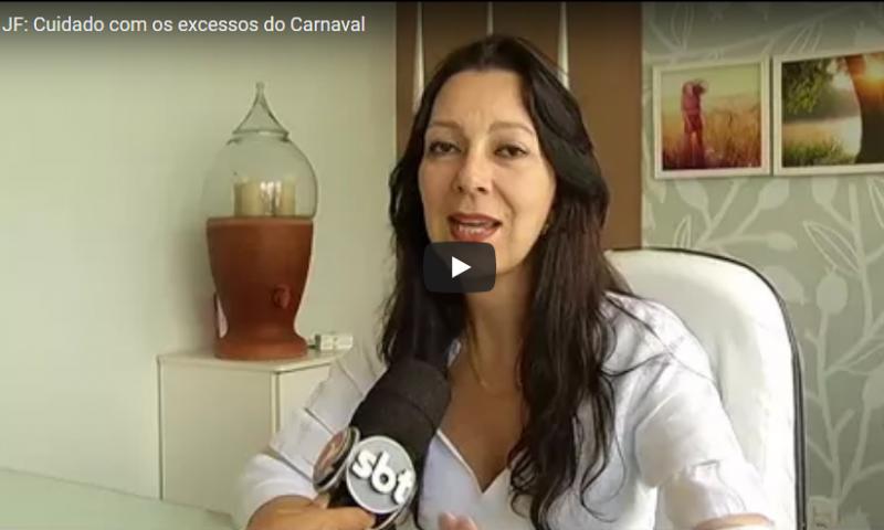 JF: Cuidado com os excessos do Carnaval