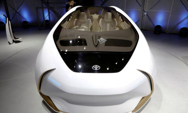 Toyota reduz gastos com marketing para investir mais em pesquisa e inovação