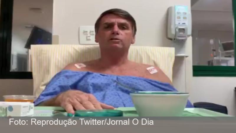 Bolsonaro passará por cirurgia para retirar cálculo na bexiga