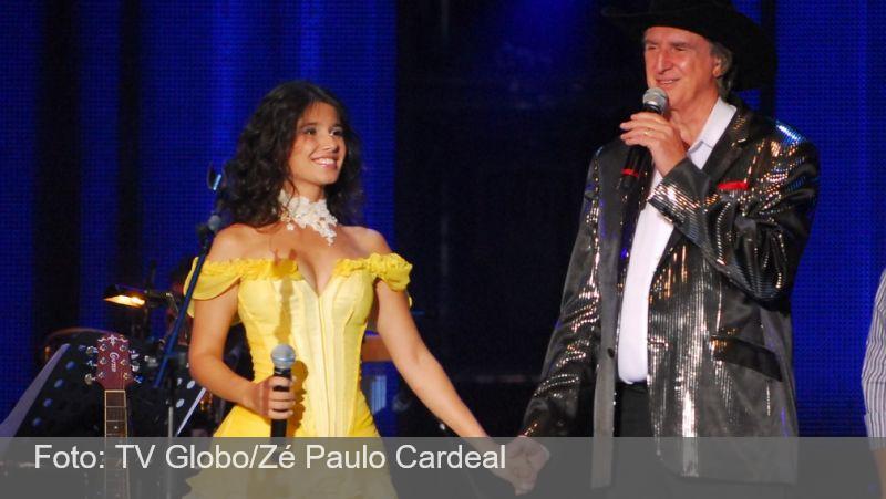 Paula Fernandes confirma presença em álbum de Sérgio Reis; Anastácia entra na lista de desistências
