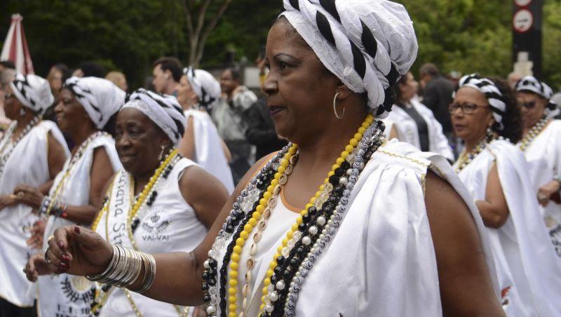 Escola de samba Vai-Vai abre Virada da Consciência em São Paulo