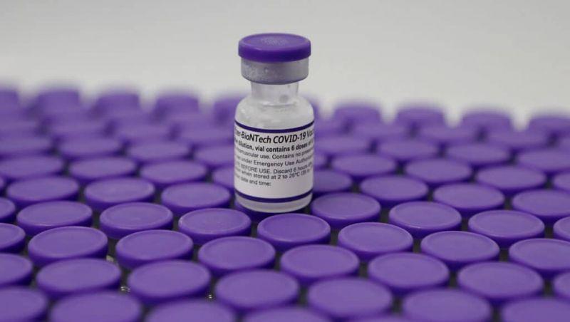 Pfizer entrega 8,97 milhões de novas doses ao Brasil