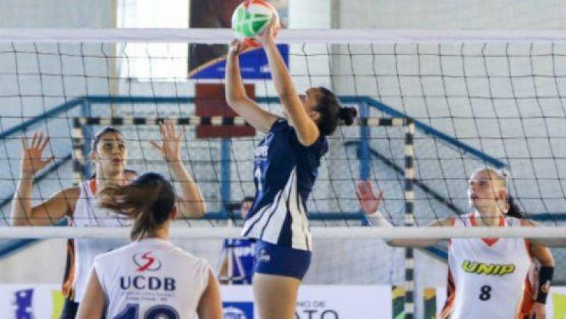 Brasil recebe competições pan-americanas de esporte universitário