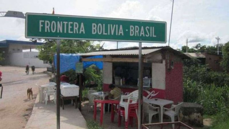 Brasil e Bolívia vão fortalecer o combate ao narcotráfico na fronteira