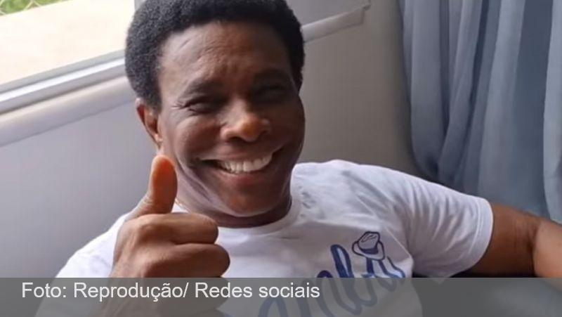 Com Covid, sambista Neguinho da Beija-flor é internado no RJ