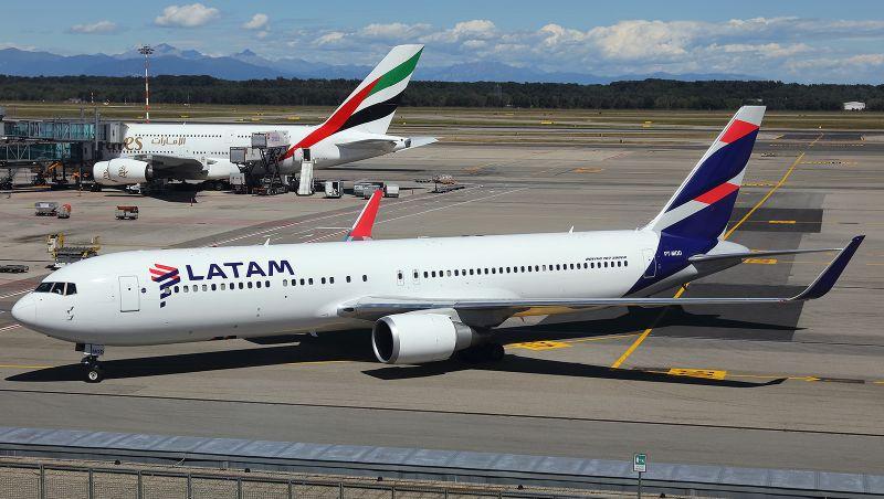 Coronavírus leva Latam a suspender voos entre São Paulo e Milão