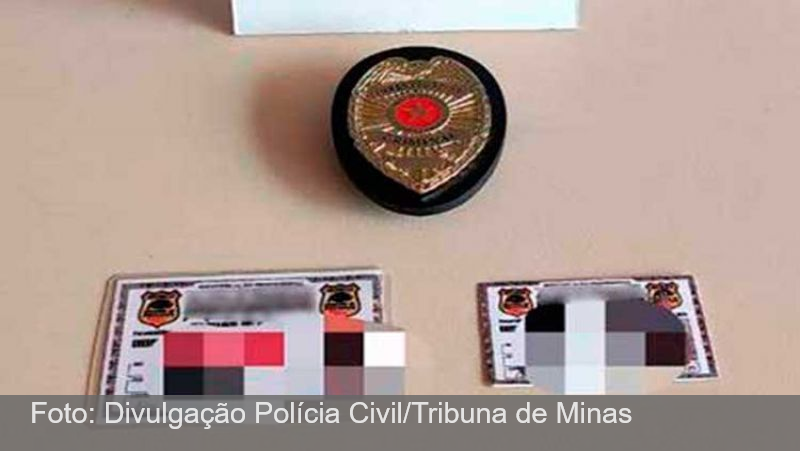 Polícia identifica suspeitos de se passarem por policiais civis em JF