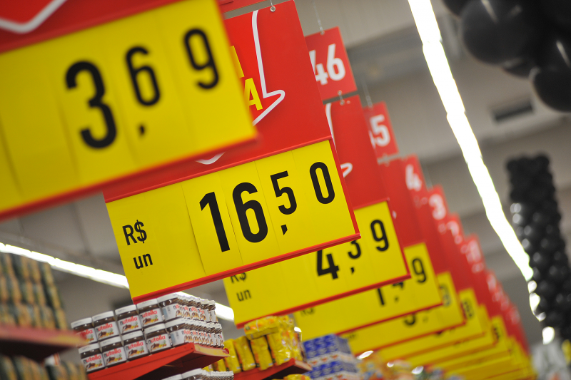 Inflação de outubro é a menor para o mês desde 1998