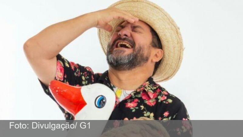 Humorista e juiz do Pará morre após 9 dias internado com Covid