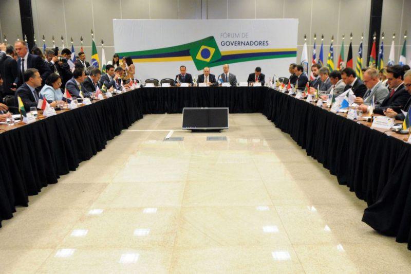 Governadores buscam 'consenso mínimo' para reforma da Previdência