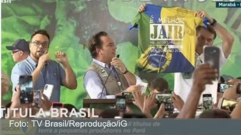 Ministério Público pede ao TSE que Bolsonaro seja multado; entenda